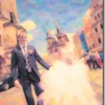 Свадьба в Либенском замке и Праге - Иван и Татьяна