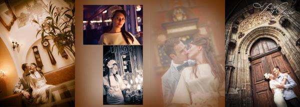 Виталий и Ольга - свадебная галерея