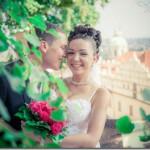 Свадьба в Праге - Максим и Ольга