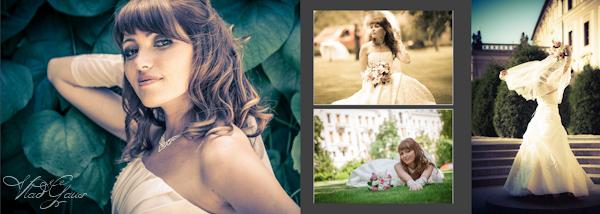 Свадебные фотографии, Прага фотограф Владислав Гаус