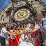 Свадьба в Праге - Иван и Яна