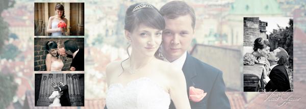 Дмитрий и Елена - свадебная галерея