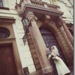 Свадьба в Праге и замке Орлик - Кевин и Екатерина