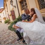 Свадьба в Праге - Юра и Екатерина