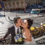 Свадьба в Праге - Алексей и Александра