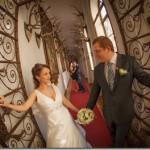 Свадьба в замке Орлик и Праге - Антон и Илюза