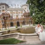 Свадьба в Праге и замке Глубока над Влтавой – Роман и Евгения