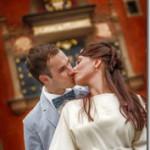 Свадебные фотографии, Прага - Валерий и Ольга (Анонс)