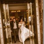 Свадебные фотографии, замок Глубока и Прага - Екатерина и Виталий (Анонс)