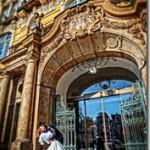 Свадебные фотографии, Прага - Артем и Мария , зимняя свадьба (Анонс)