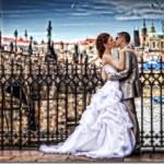 Свадебные фотографии, Прага - Светлана и Сергей (Анонс)