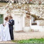 Свадебные фотографии, Прага - Юлия и Владислав (Анонс)
