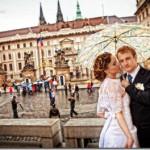 Свадьба в Праге - Владислав и Юлия