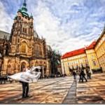 Свадебные фотографии, Прага - Радмил и Лилия