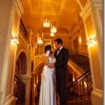 Свадебные фотографии, Прага - Оксана и Тимофей