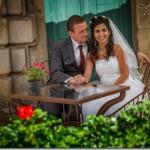 Свадебные фотографии, замок Брандис над Лабой и Прага - Армина и Евгений