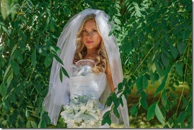 фотографии со свадьбы в Глубоке