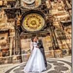 Свадебные фотографии замок Либень и Прага - Полина и Станислав (Анонс)