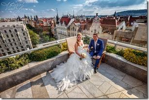 Свадьба в Праге центр города
