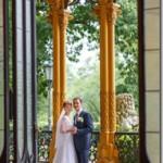 Свадебные фотографии замок Глубока и Прага — Елена и Андрей (Анонс)