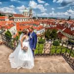 Свадебные фотографии, Прага - Григорий и Екатерина (Анонс)