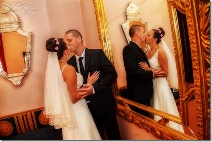 Свадьба в замке Брандис и Праге - фотограф Владислав Гаус
