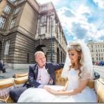 Свадебные фотографии Прага - Оксана и Роман (анонс)