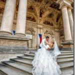 Свадебные фотографии замок Орлик и Прага - Наталия и Константин (анонс)