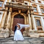 Свадебные фотографии замок Глубока и Прага - Дамир и Резеда (анонс)