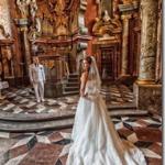 Свадебные фотографии Прага - Сергей и Евгения (анонс)