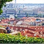 Свадебные фотографии Прага - Андрей и Александра (анонс)