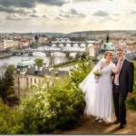 Свадебные фотографии Прага  Ольга и Борис (Анонс)