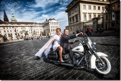 фотографии со свадьбы в Праге - Владислав Гаус