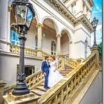 Свадебные фотографии Прага Наталья и Вадим (Анонс)