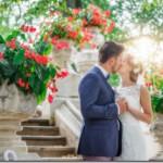 Свадебные фотографии замок Глубока и Прага - Настя и Володя (Анонс)