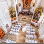 Свадебные фотографии замок Емниште и Прага - Татьяна и Андрей (Анонс)