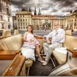 Фотографии история любви Наны и Лео осень в готической Праге  (Анонс фотографий)