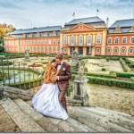 Свадебные фотографии замок Добриш и Прага - Ирина и Евгений (Анонс)